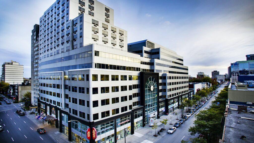 LaSalle College em Montreal