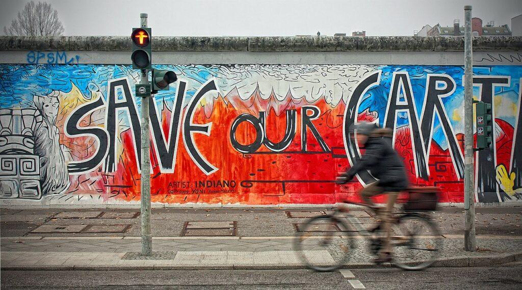 O custo de vida em Berlim é baixo