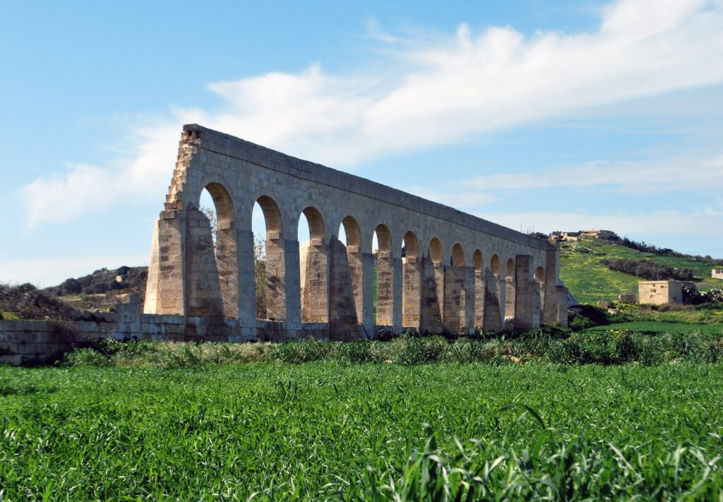 Domus Romana em Malta
