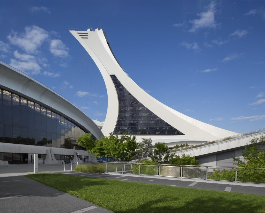 Curiosidades sobre Montreal: Montreal Tower