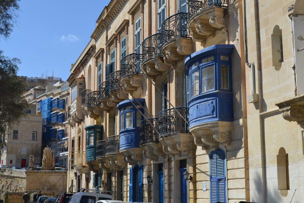 Valetta, capital de Malta