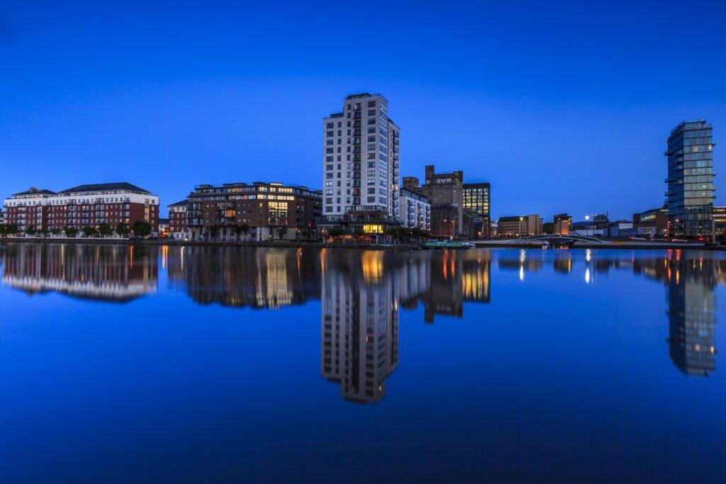 Morar em Dublin é uma experiência incrível