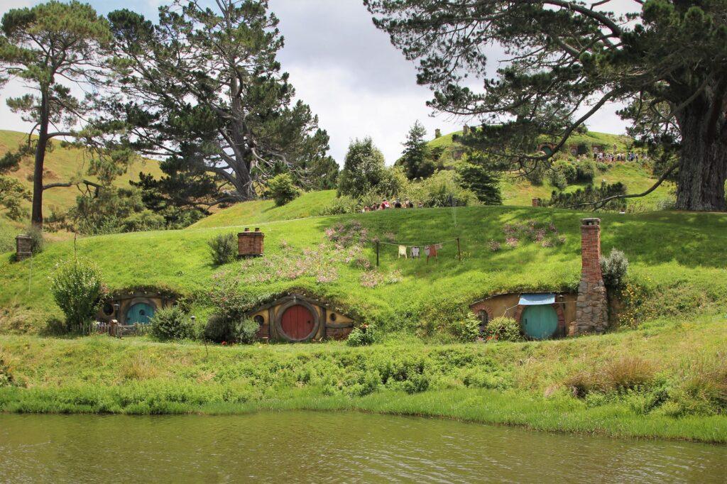 Hobbiton na Nova Zelândia