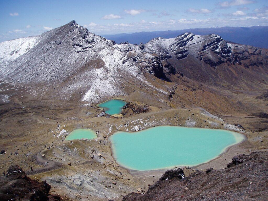 Trilha de Tongariro