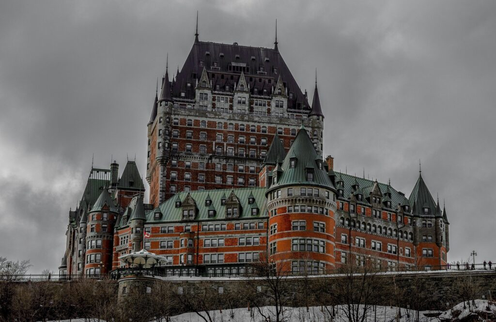 Castelo de Quebec