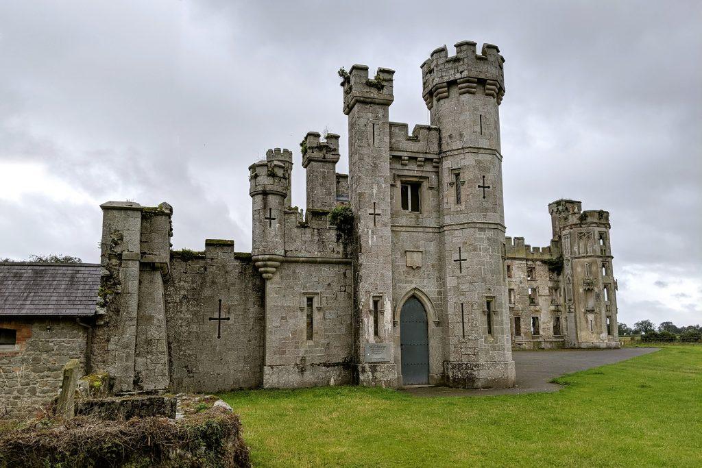 Duckett's Grove na Irlanda