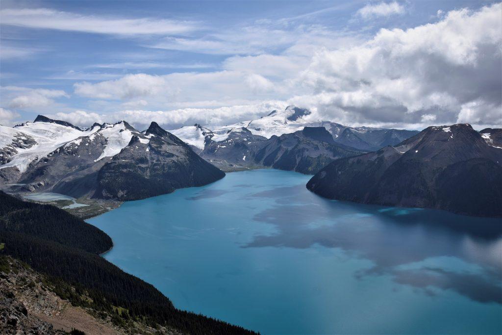 Montanhas de Vancouver