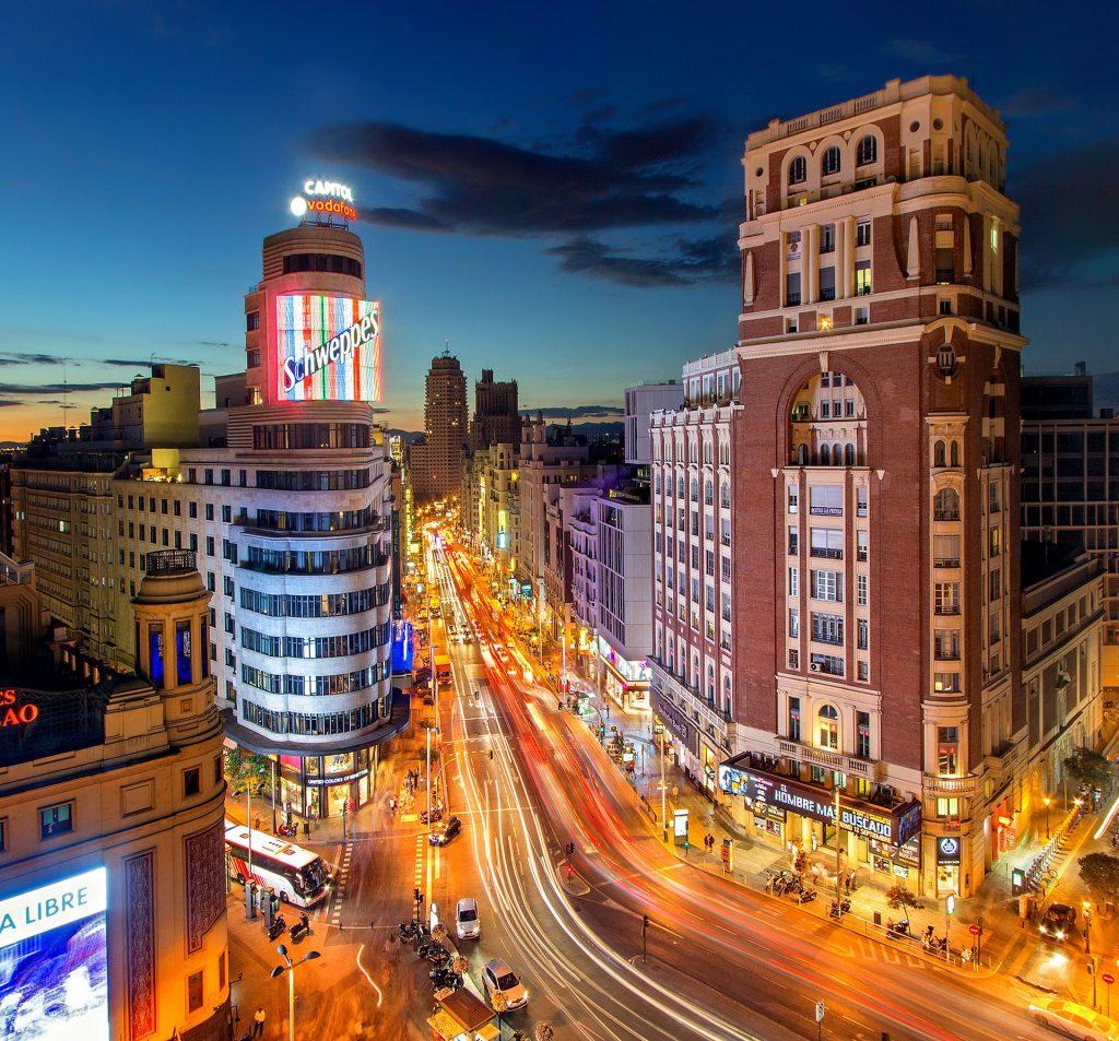 Morar na Espanha: Cidade de Madrid