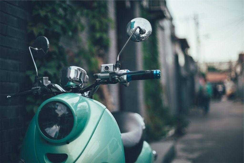 Scooter italiana
