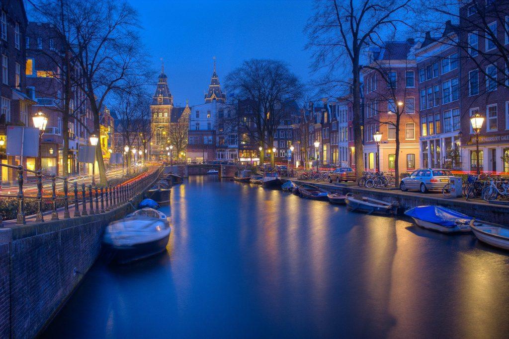 Morar em Amsterdam é incrível