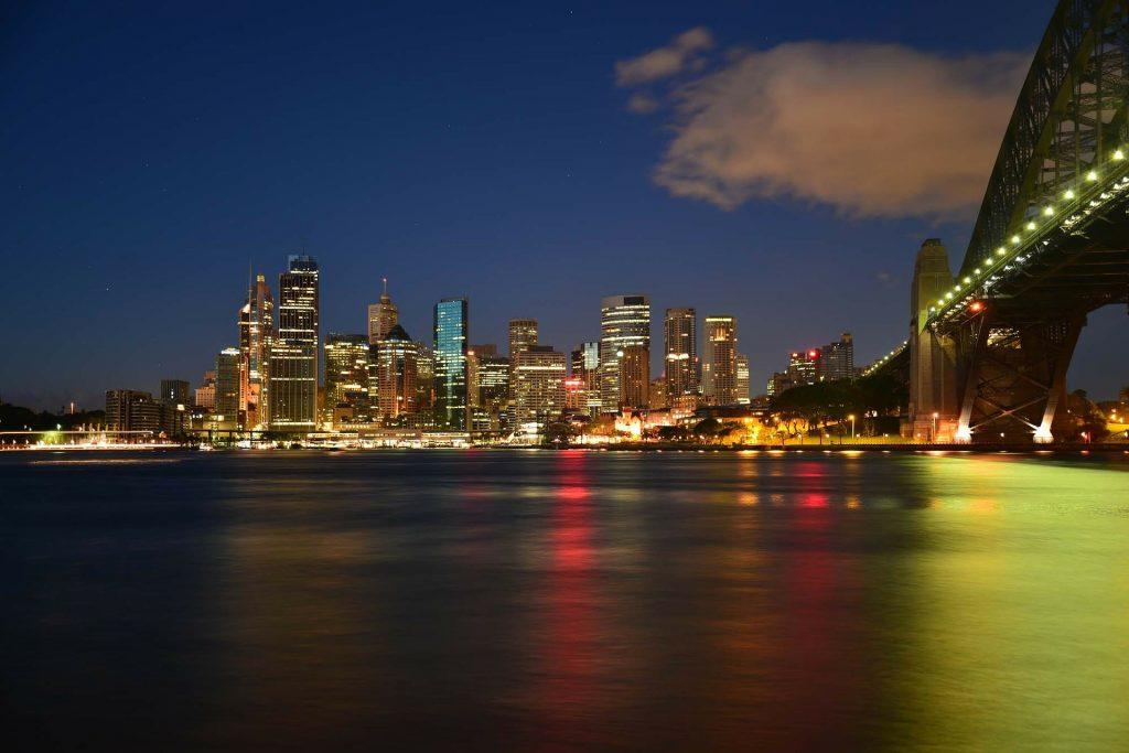 Intercâmbio na Austrália: milsons point