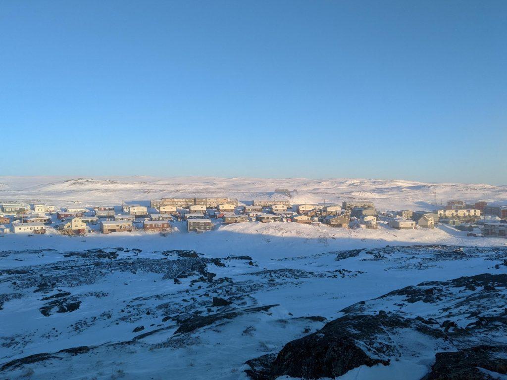 Cidade em Nunavut