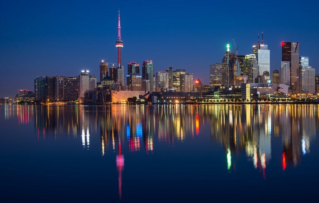 Cidade no Canadá