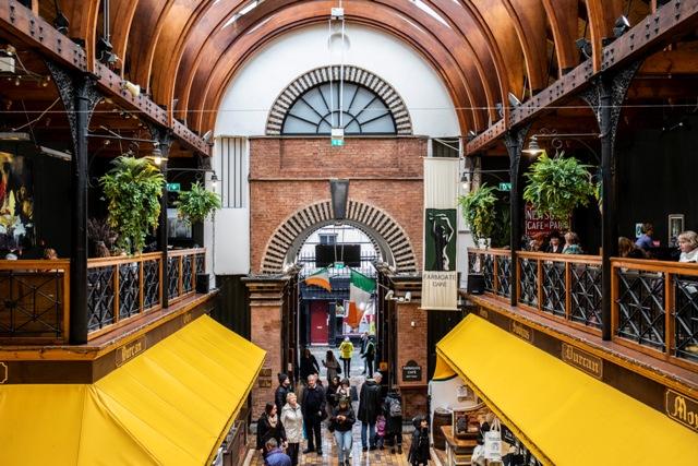 Mercado inglês de Cork