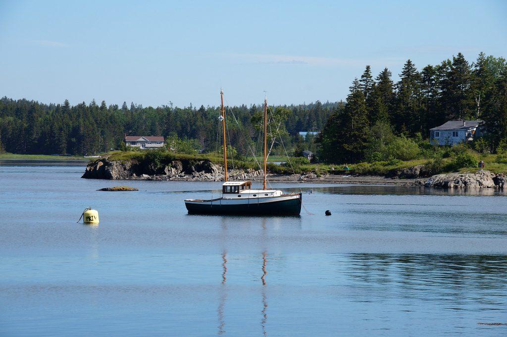 provincias do atlantico canada: New Brunswick