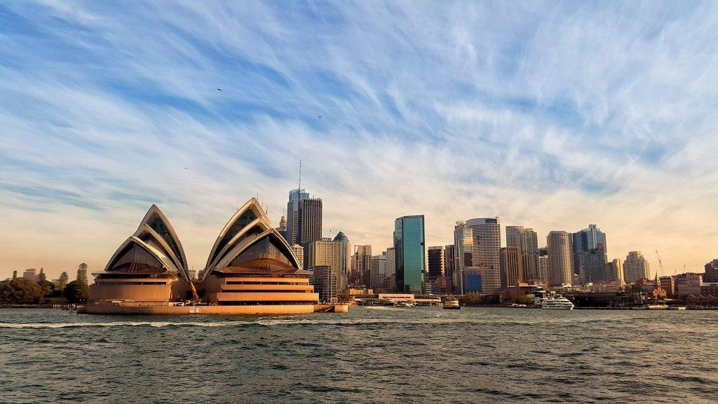 Trabalhar e estudar no exterior: Sydney