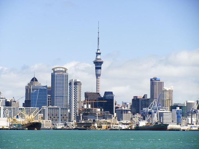 Intercâmbio na Nova Zelândia: Auckland