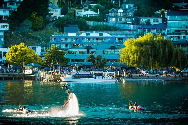 Intercâmbio na Nova Zelândia: Queenstown