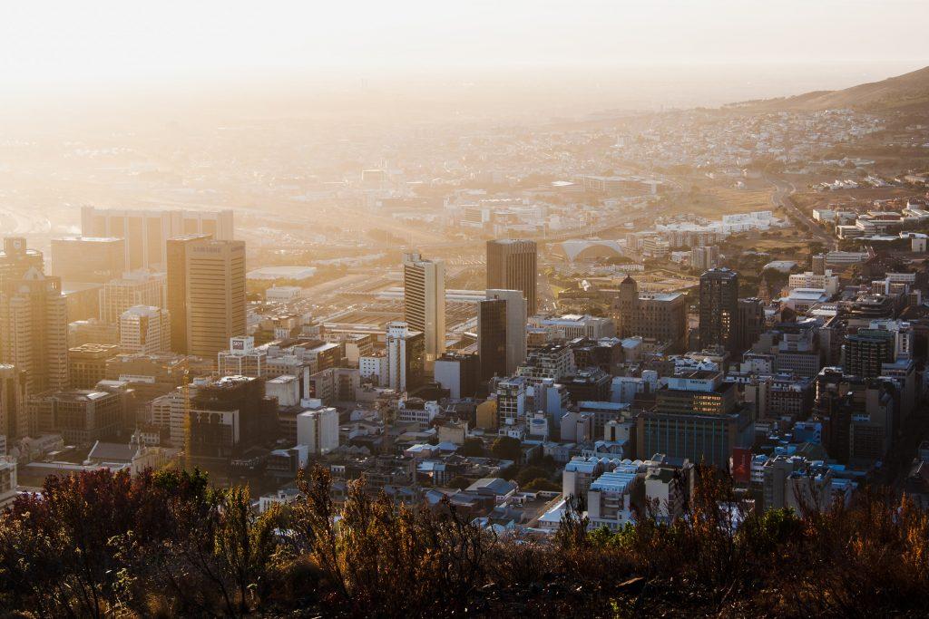 intercambio na africa do sul: cape town