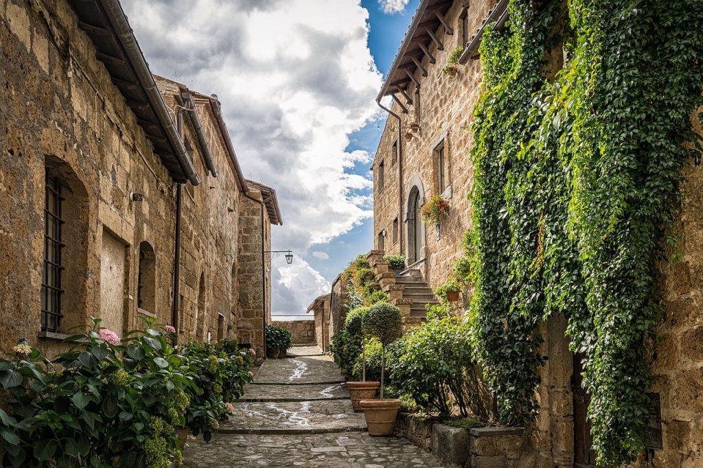 Morar na Itália: arte e arquitetura