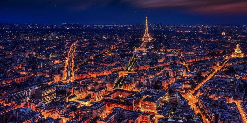 Morar em Paris: a cidade