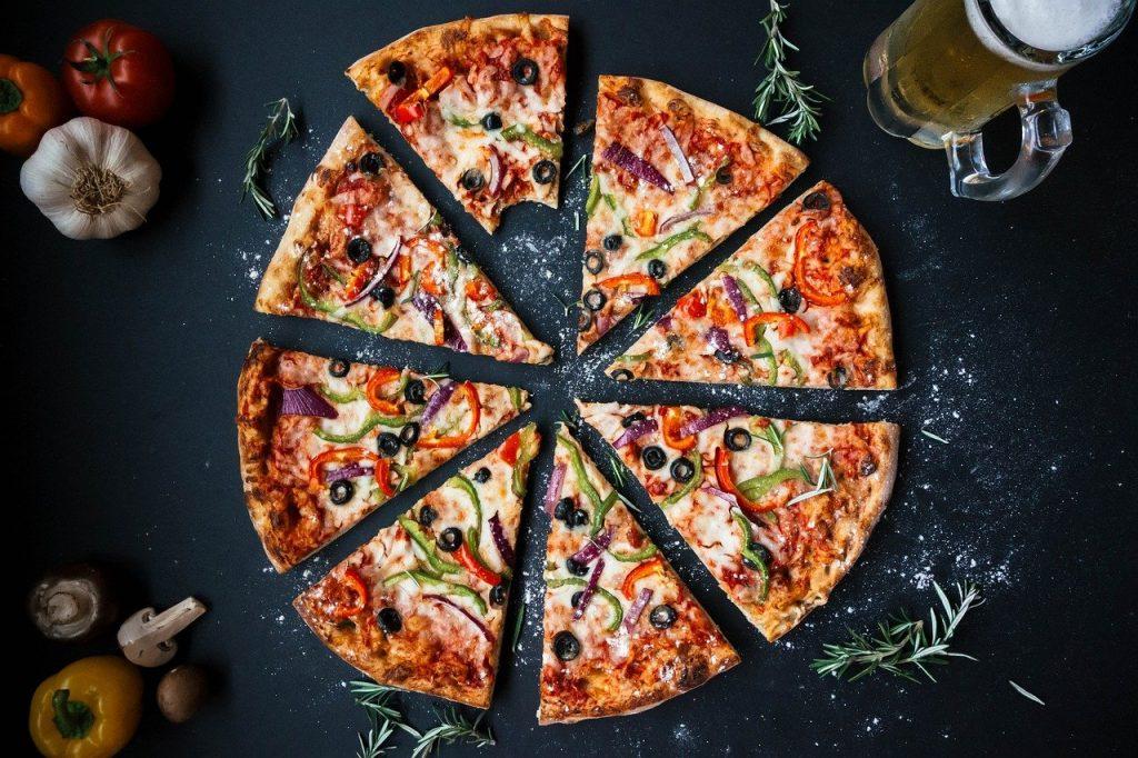 morar na Itália: culinária