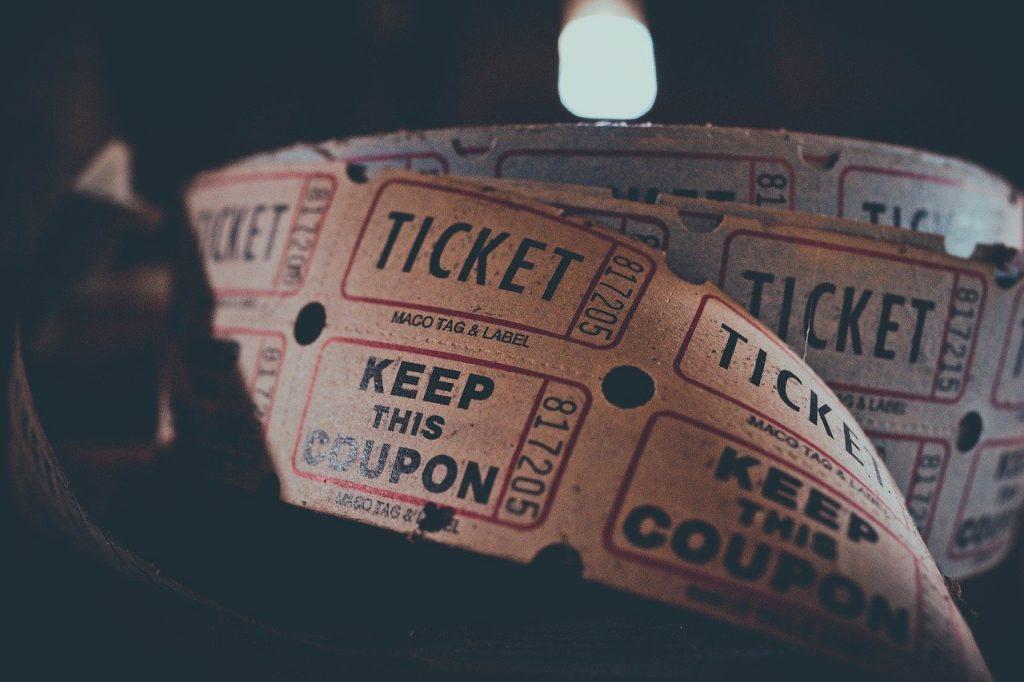 Ticket de filme